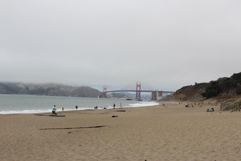 Baker Beach, San Francisco | Freckled Italian