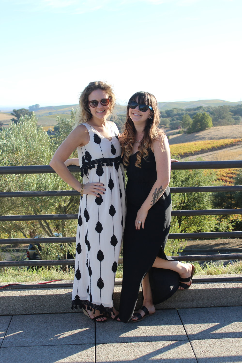 A Weekend in Wine Country | Freckled Italian