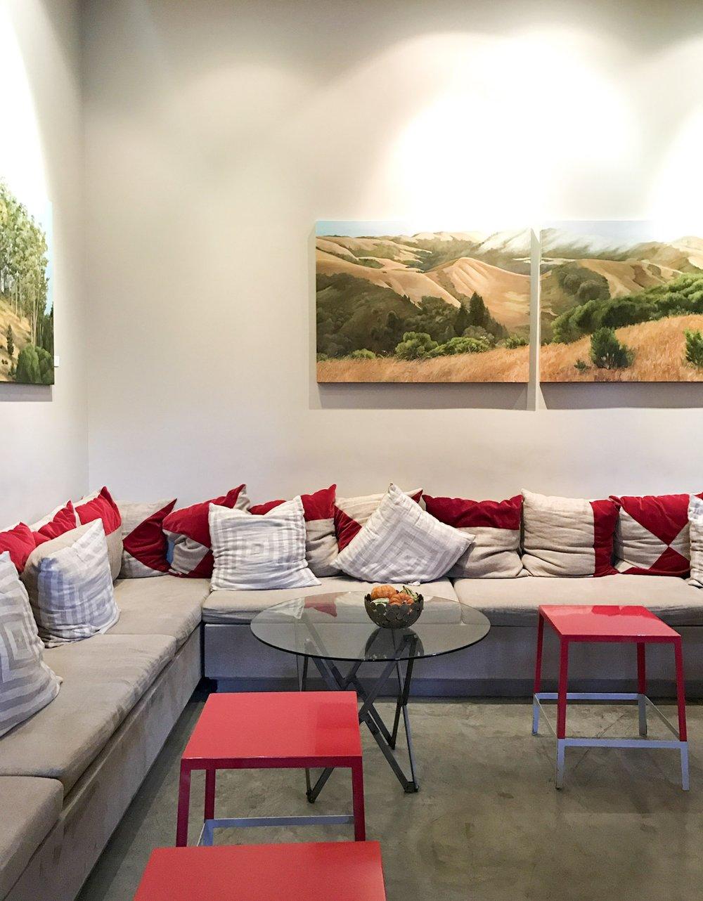 La Crema Tasting Room, Healdsburg | Freckled Italian