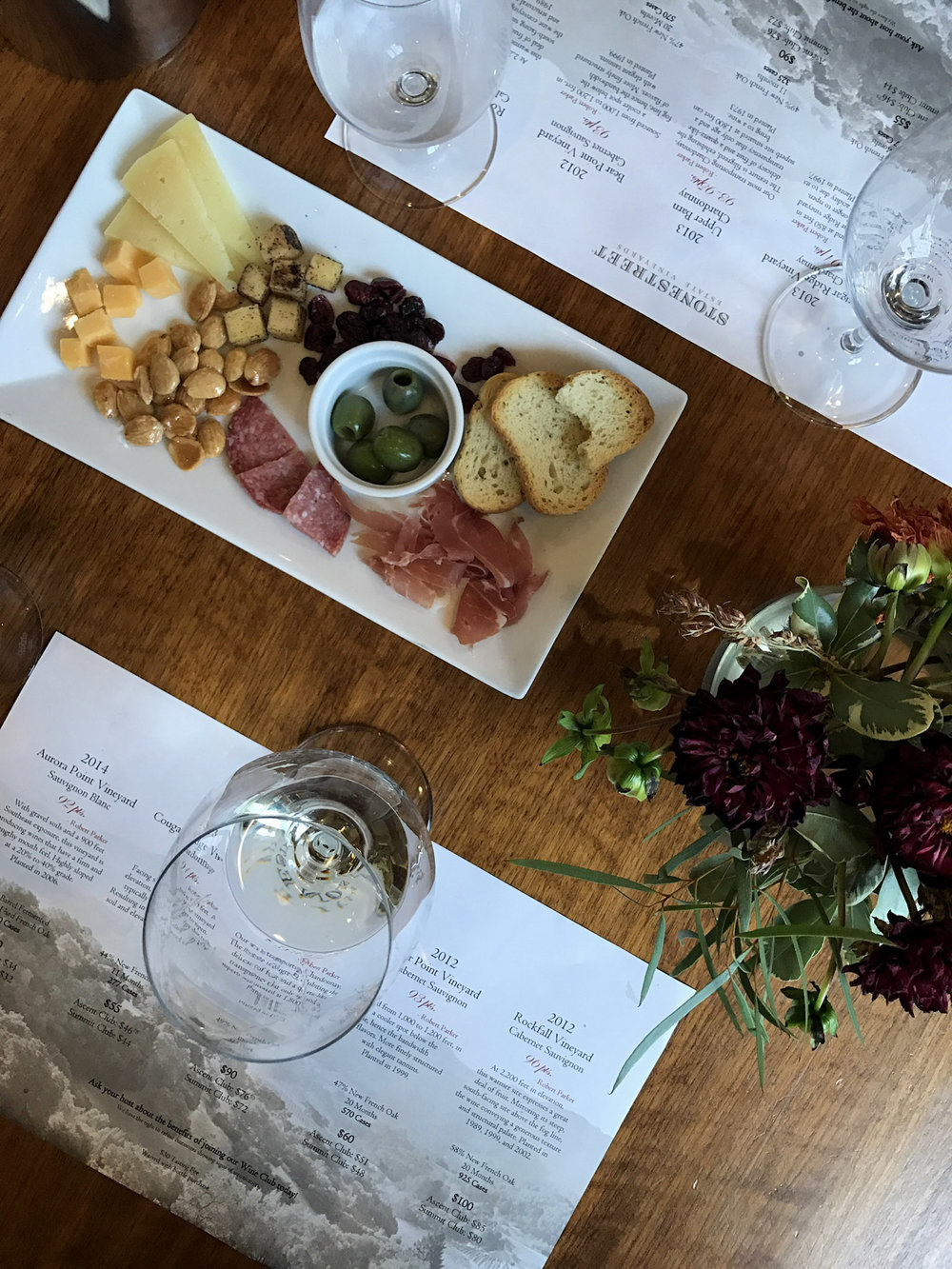 Stonestreet Winery | Freckled Italian
