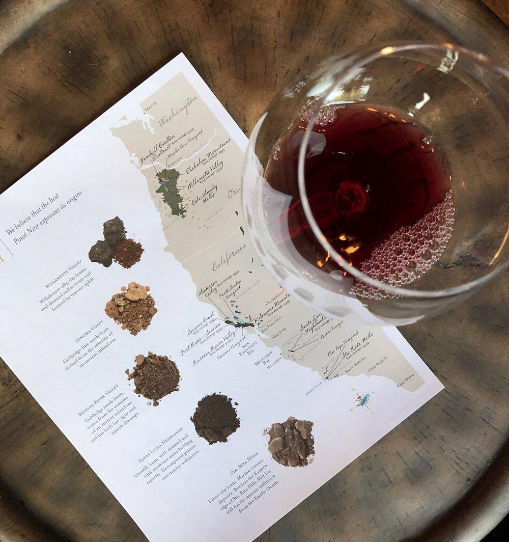 Siduri Tasting Room, Healdsburg | Freckled Italian