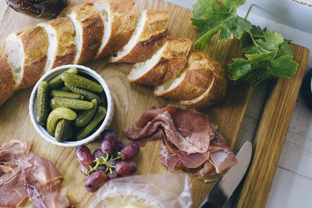 Charcuterie | Freckled Italian