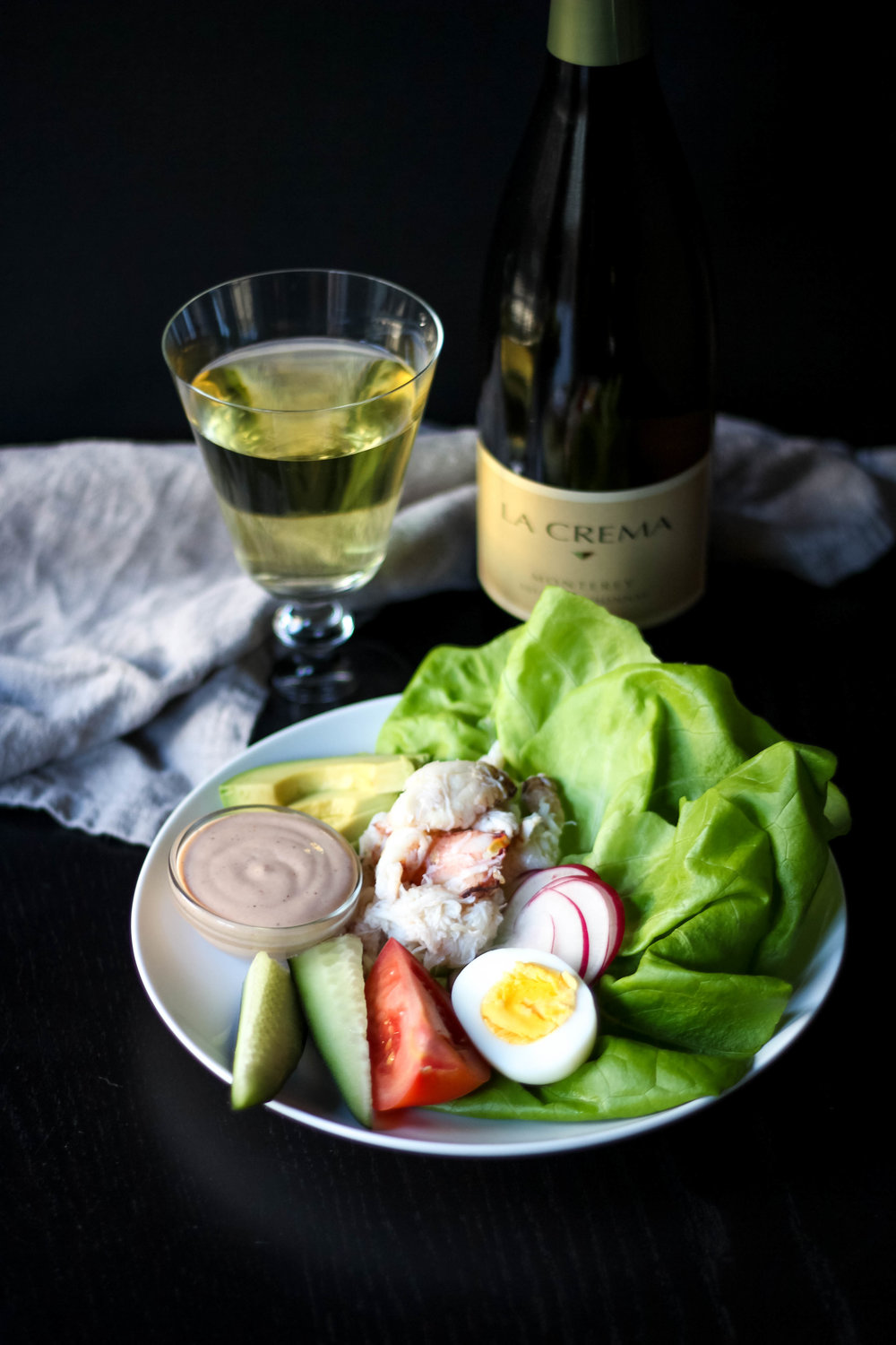 Crab Louie Salad Recipe | Freckled Italian