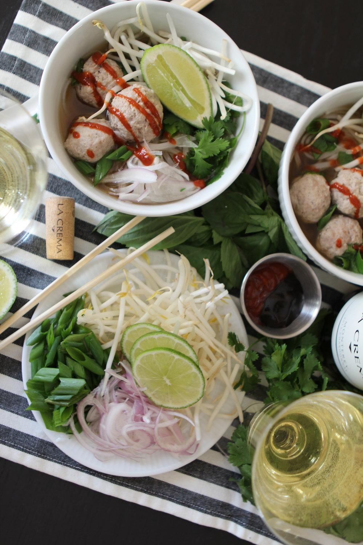 Vietnamese Meat Balls | Freckled Italian