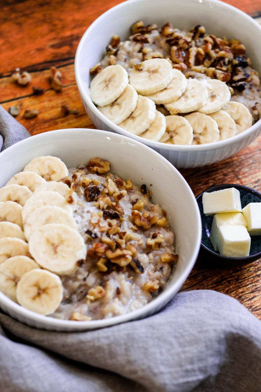 Banana Bread Bowl | Freckled Italian