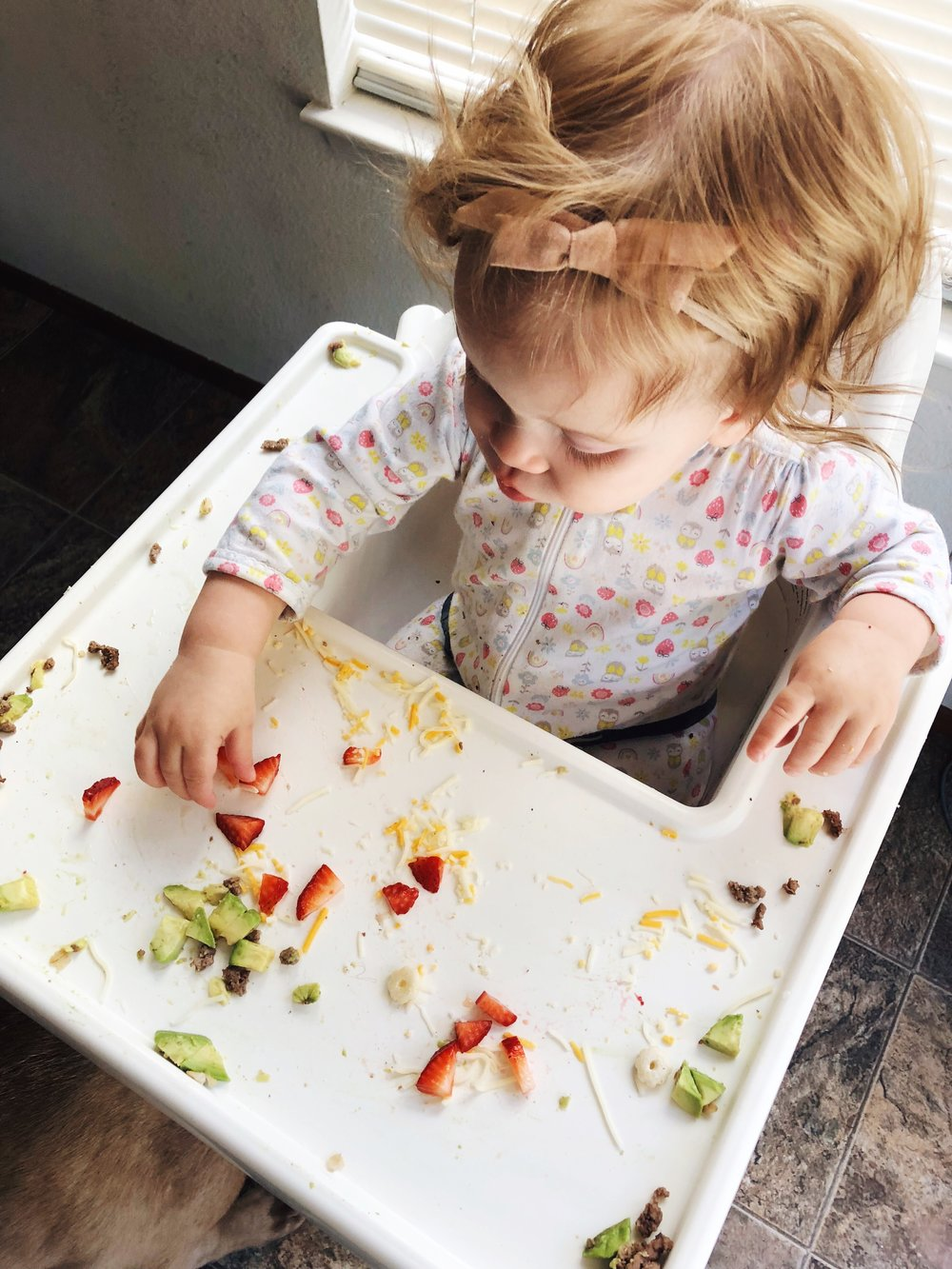 My Experience with Weaning | Freckled Italian