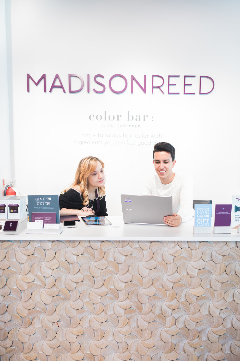 Madison Reed Color Bar | Freckled Italian