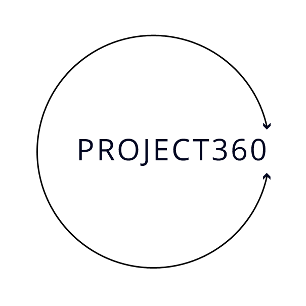 PROJECT360 LOGO DESIGN