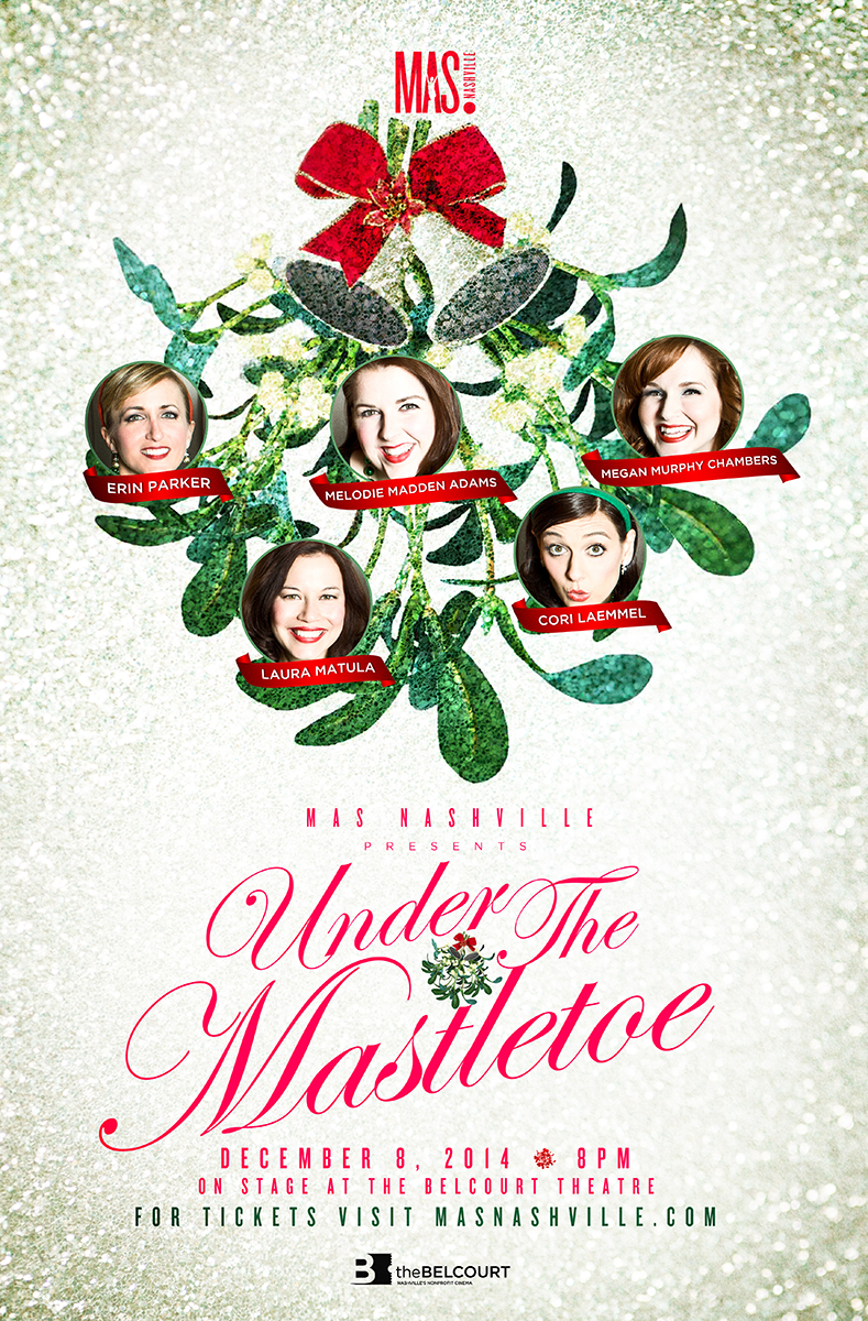 MAS presents Under the Mastletoe