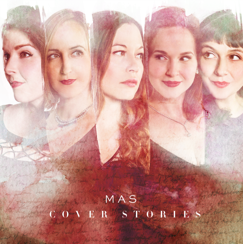 MAS Cover Stories Album Cover