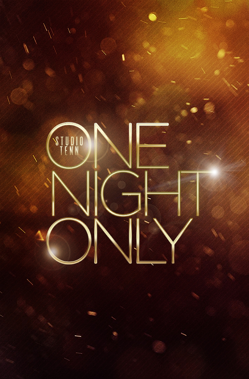 Studio Tenn One Night Only