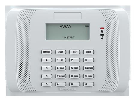 home alarm keypad 6152