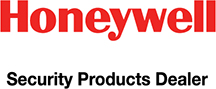 honeywell security products dealer logo