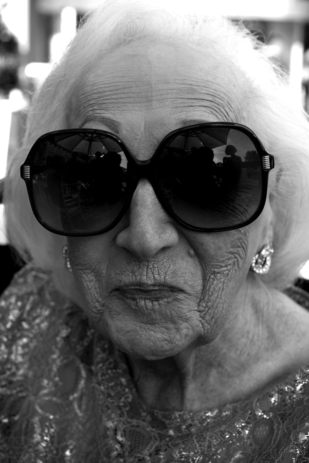My Great Aunt Mildred.