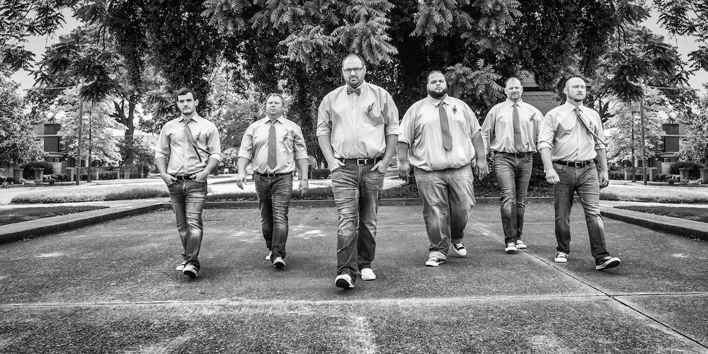 Shockley Groomsmen
