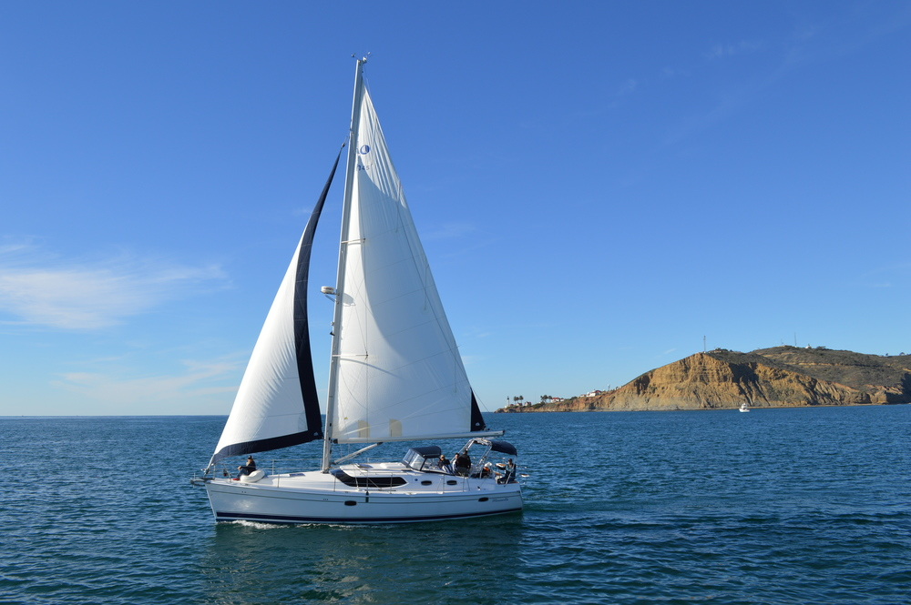 Sailing Yacht San Diego