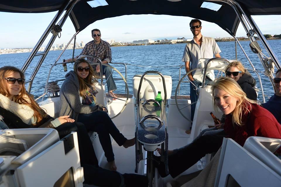 Comfortable Sailing San Diego