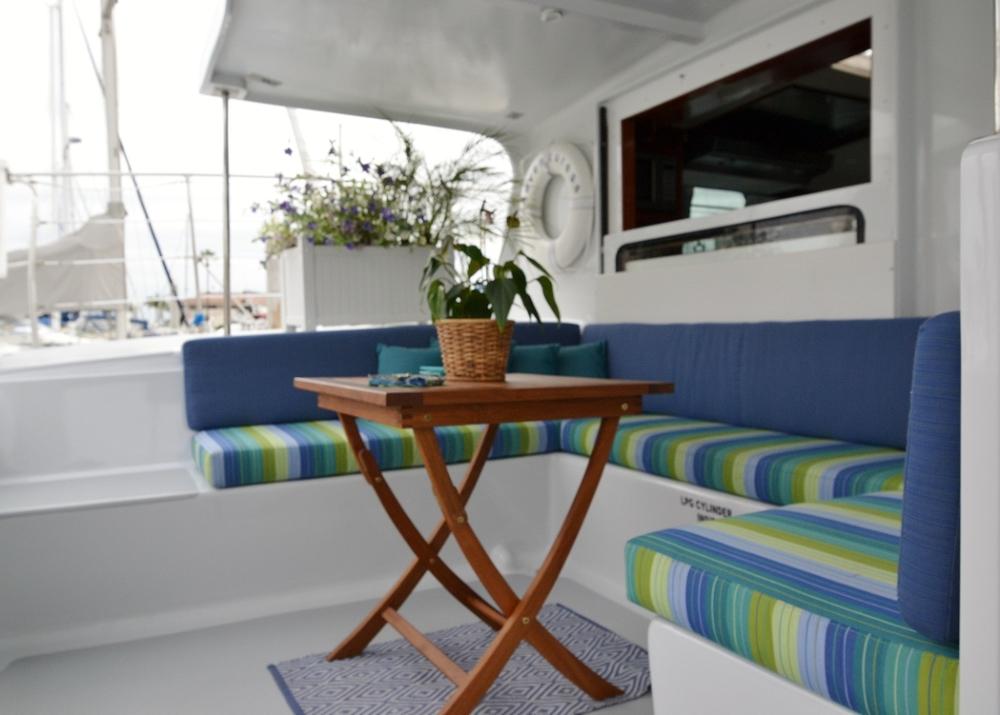 Sailing Catamaran San Diego