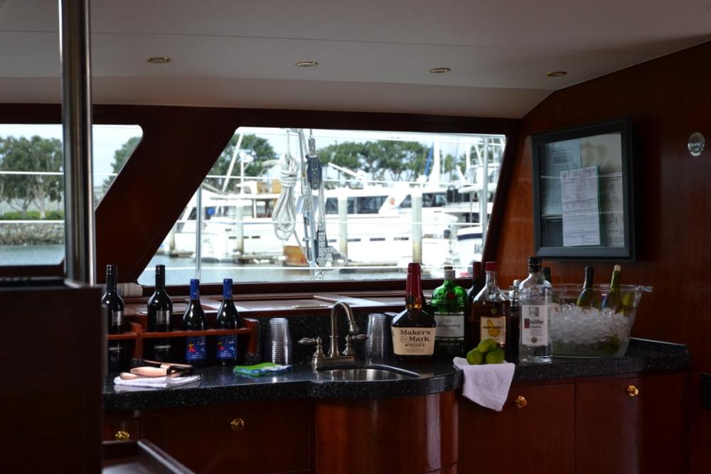 Sailing Yacht with Full Bar San Diego