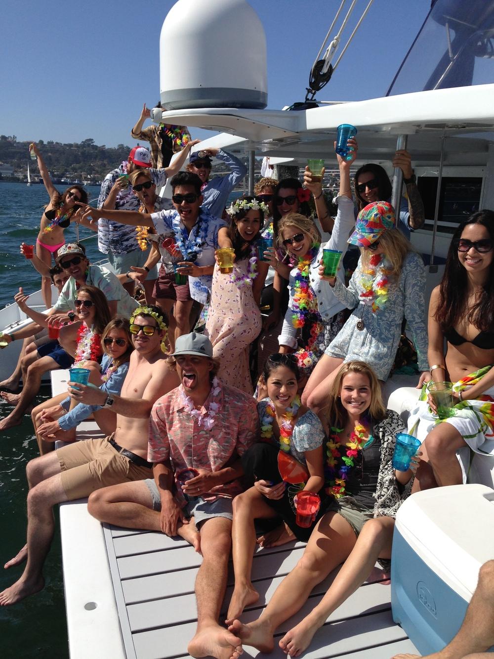 Yacht Party San Diego
