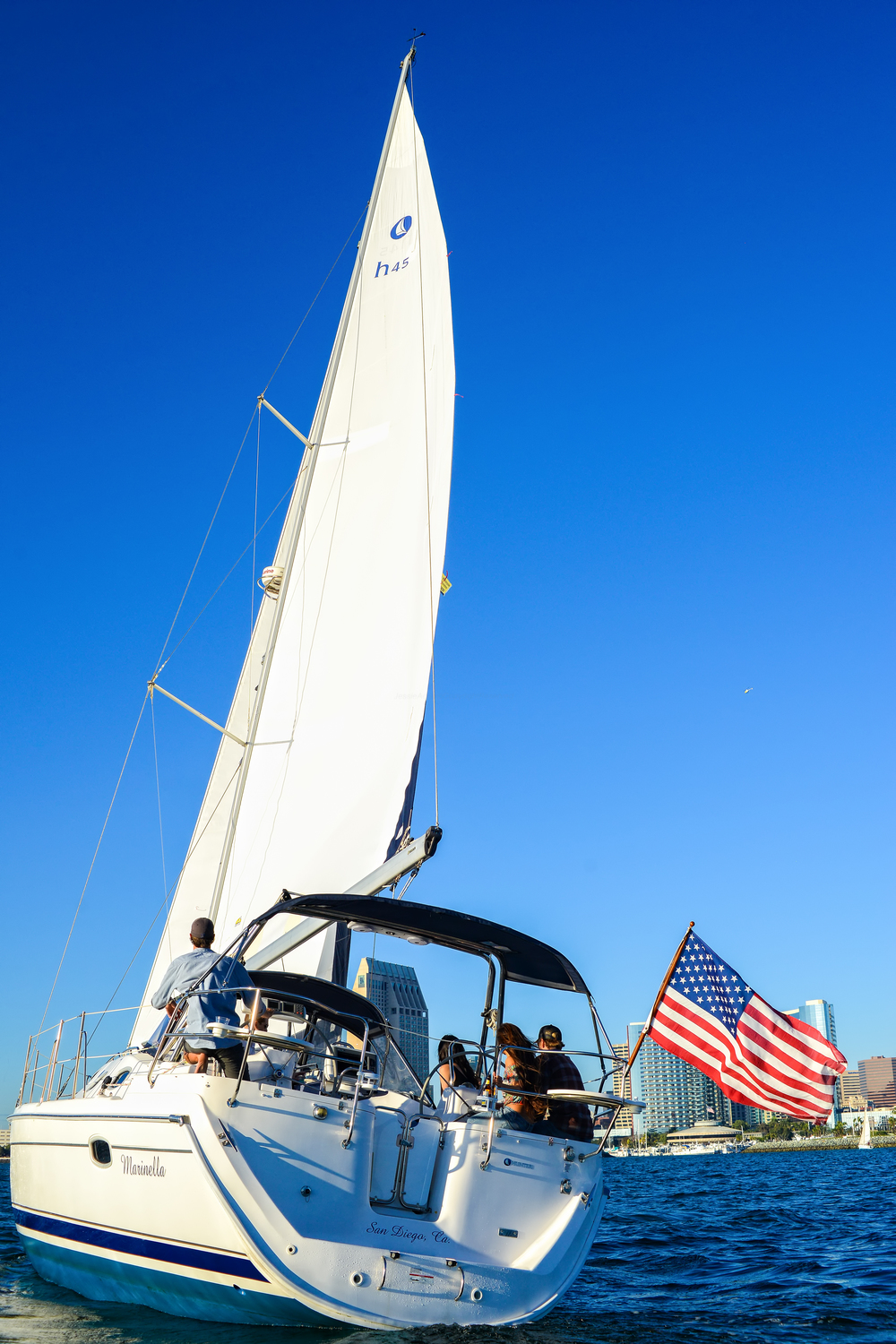 Sailing Tours in San Diego