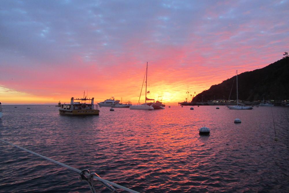 Overnight at Anchor Sailing Charter