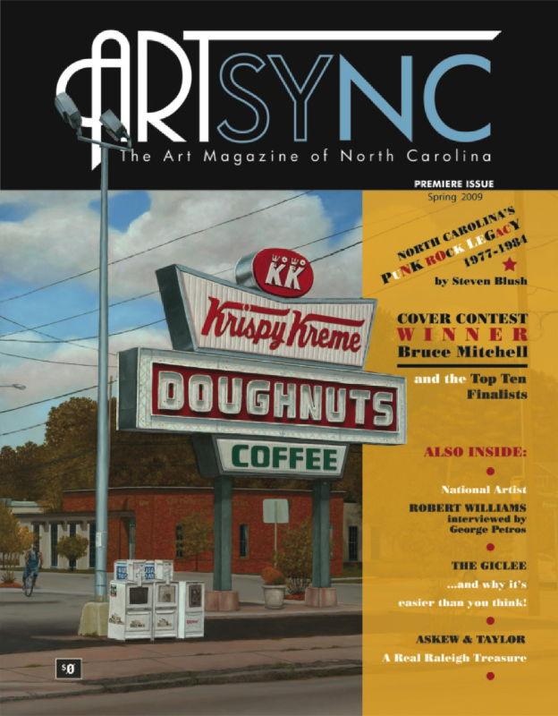 ArtSync Magazine, Spring 2010