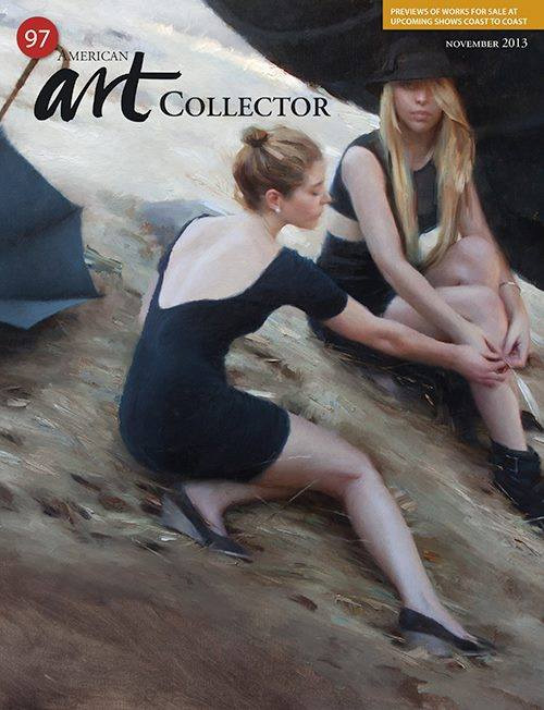 American Art Collector, Nov 2013