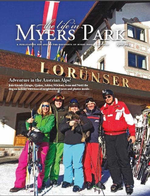 Myers Park Life, April 2014