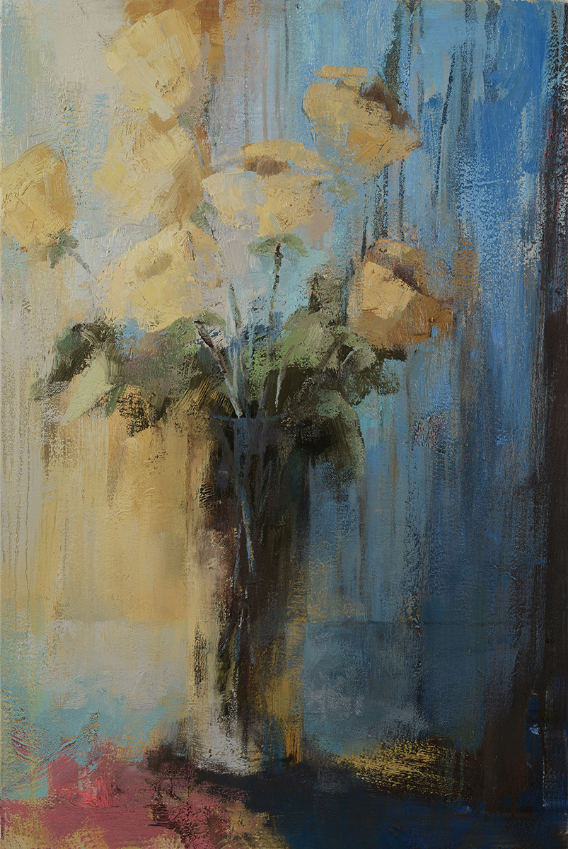 Yellow Roses 30X20