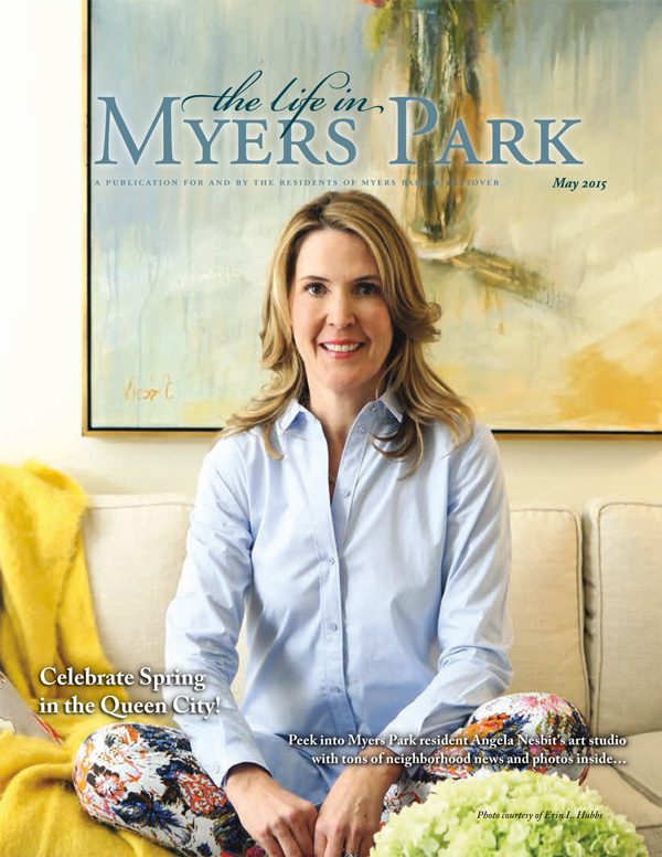 Myers Park Life Magazine, May 2015