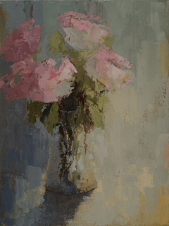 Palette Knife Pinks