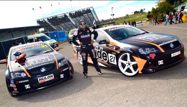 Matt Nolan V8 Supercars