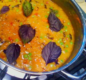 Nubian Lentil Stew