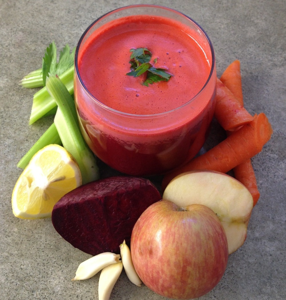 3. Fresh Immune Boosting Juice