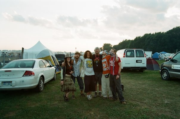 Part of the Rothbury 2009 Second Thought team.
