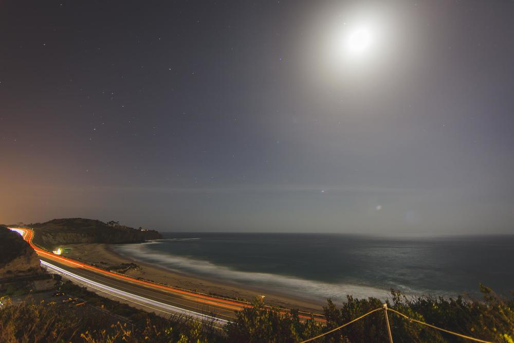 PCH at night