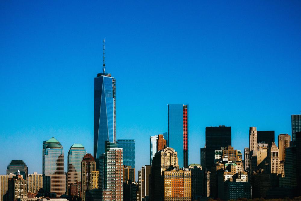 NYC Minimal Skyline