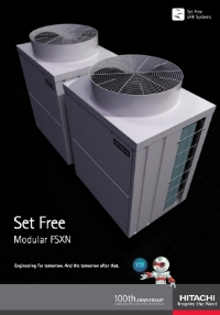 FSXN Modular 2 or 3 Pipe