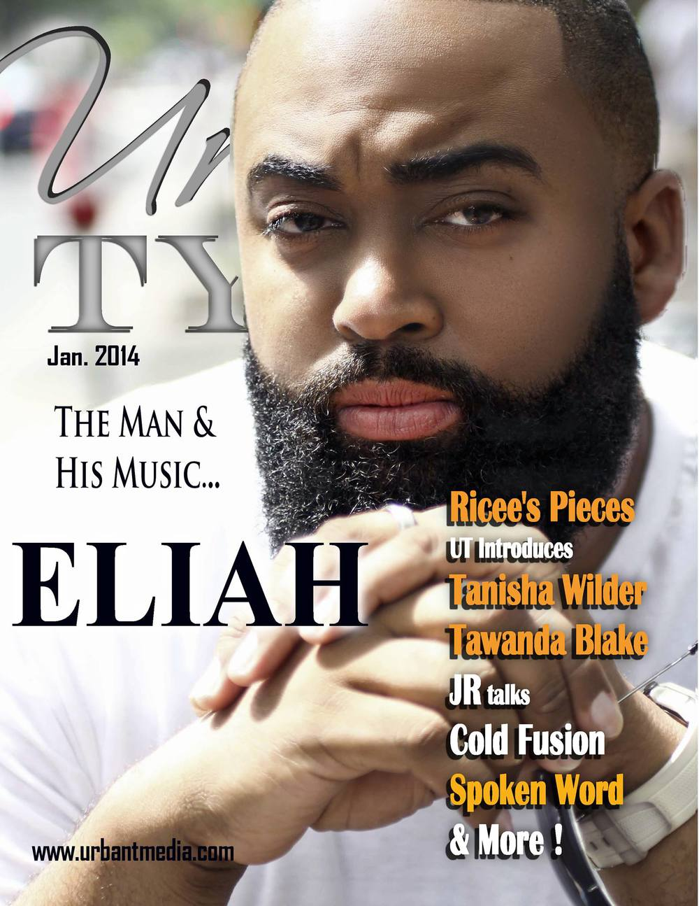 January 2014 Urban Tymes Magazine