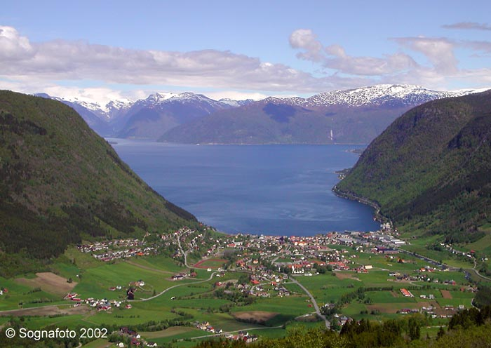 Vik i Sogn - by the Sognefjord