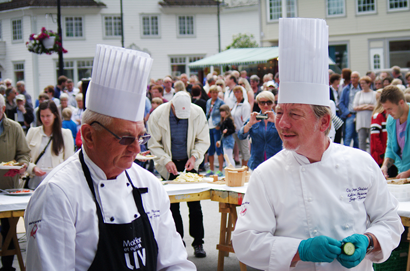 """Food Culture - Vik is known for being the only place in Norway that produces the """"Gamalost"""" cheese and is one of the largest areas for growing Raspberries in Norway. Every year we have a celebration of the cheese and berries,Join our Gamalost cheese festival Join out Raspberry festival!"""