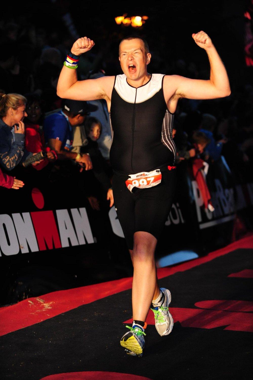Michael Seddon  Ironman UK 2015 - 15:35:51