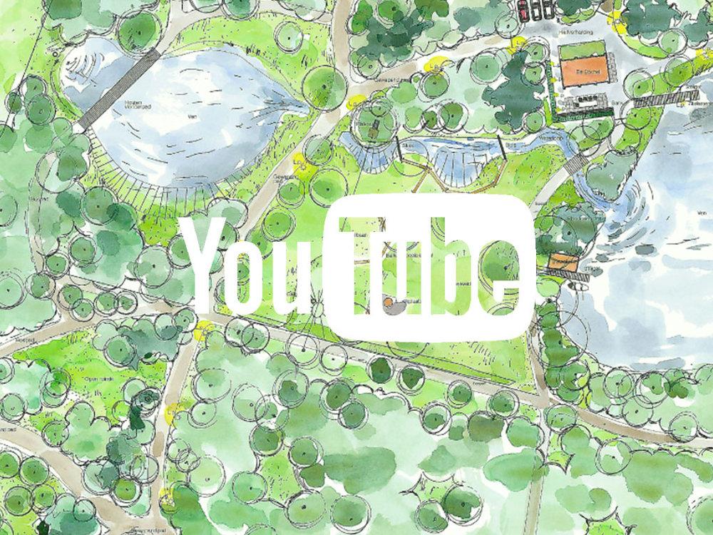 GRASVELD Tuin- en Landschapsarchitecten op youtube