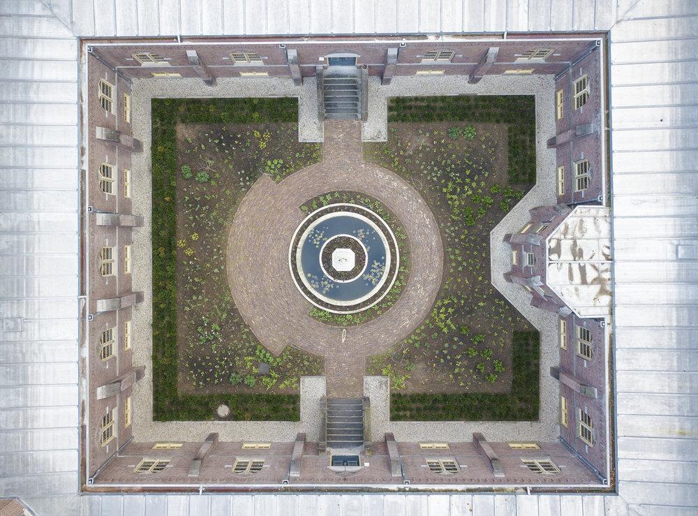 Koningsoord - binnentuin - GRASVELD Tuin- en Landschapsarchitecten