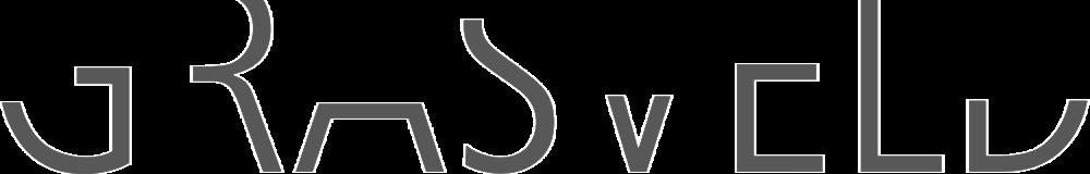 GRASVELD Tuin- en Landschapsarchitecten logo donker