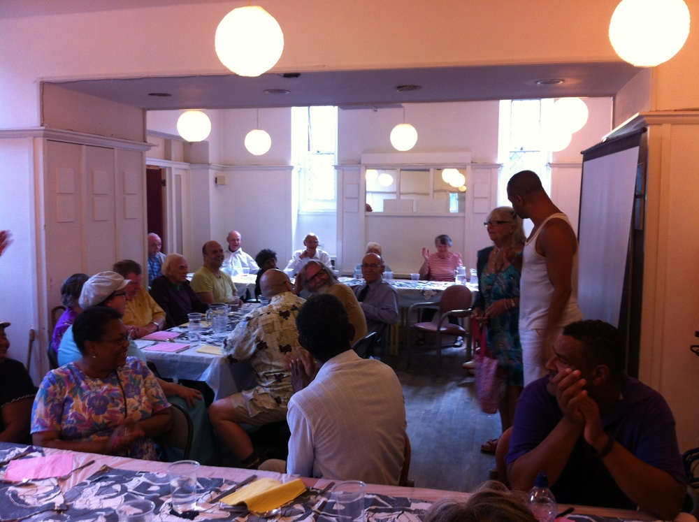 Jacksons Lane Social Lunch Group
