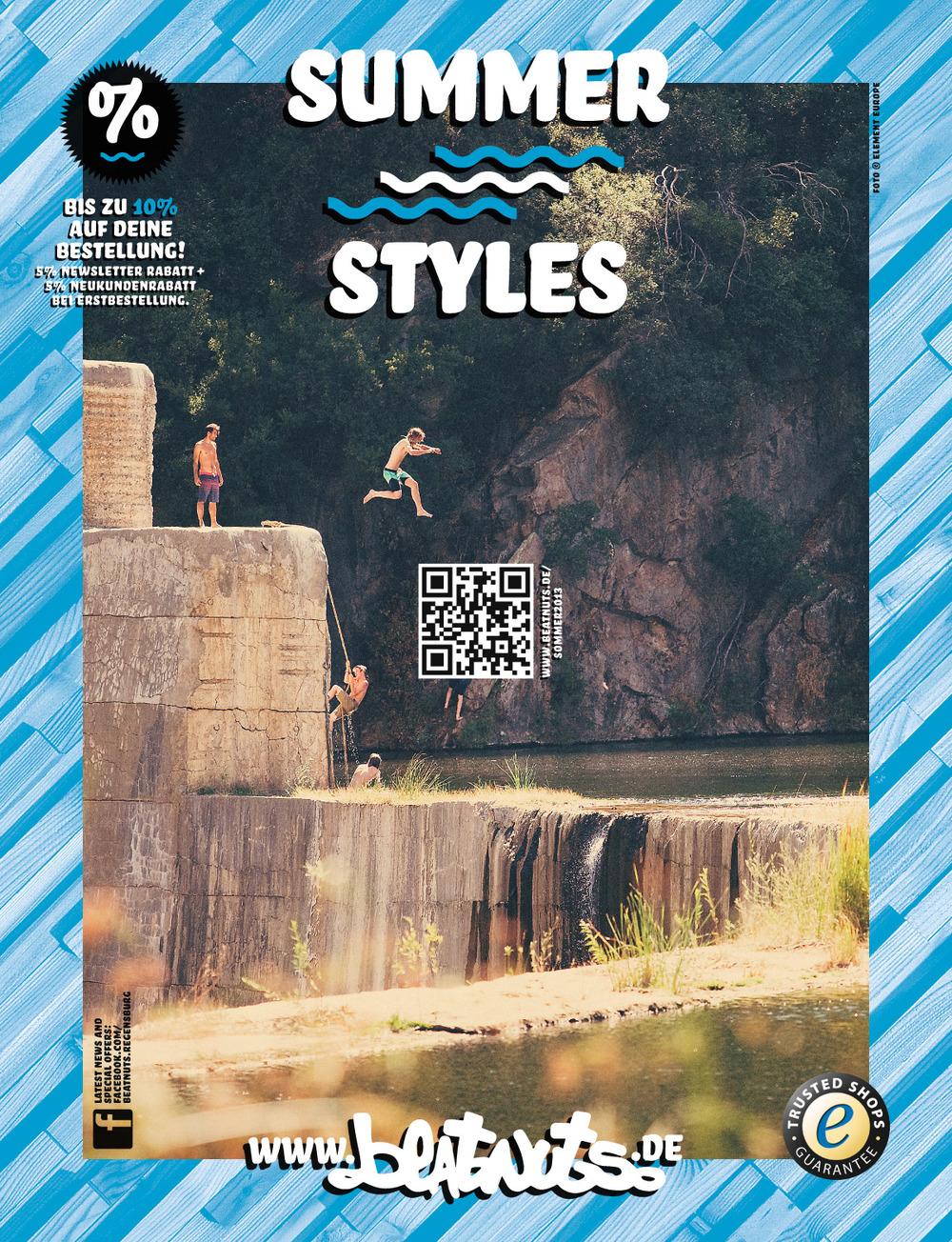 Magazine print ad  ↑