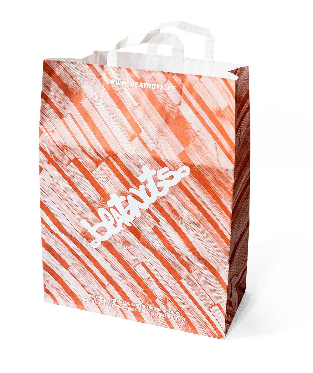 Paper bag  ↑