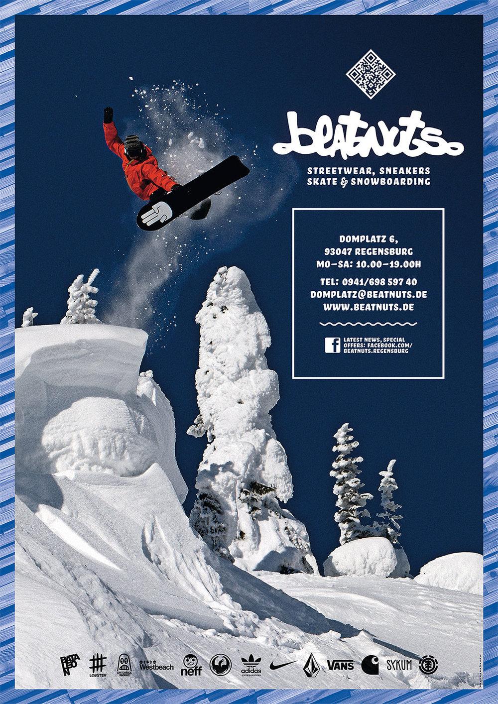 Winter season poster  ↑